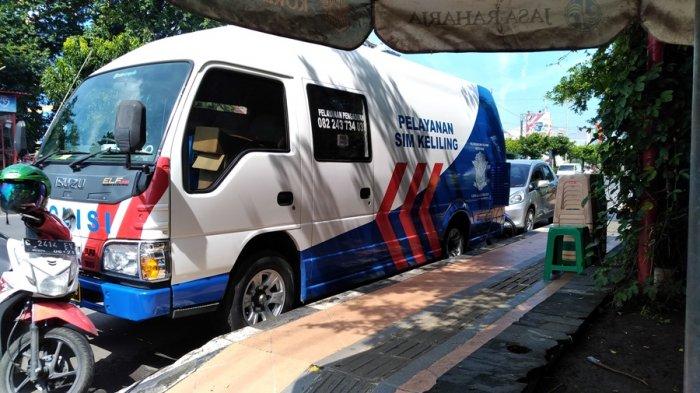 Jadwal Pelayanan SIM Keliling di Kendal Hari Ini Jumat 16 Juli 2021