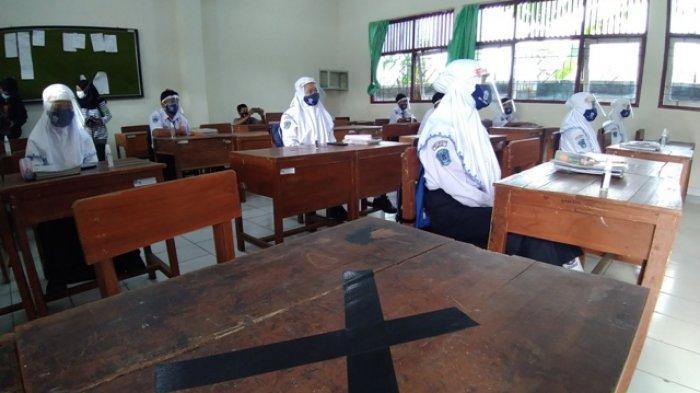 Banyak Pelajar Inginkan PTM, Sekolah di Batang Berharap Ada Percepatan Vaksinasi Pelajar