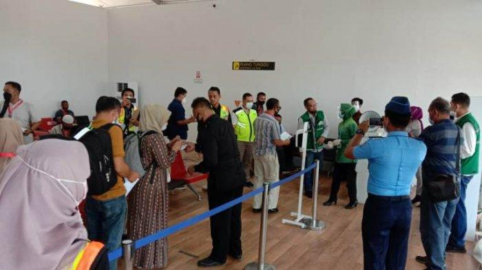 Jelang Pengoperasian Bandara Jenderal Soedirman 1 Juni 2021, Simulasi Pelayanan Penumpang Dilakukan