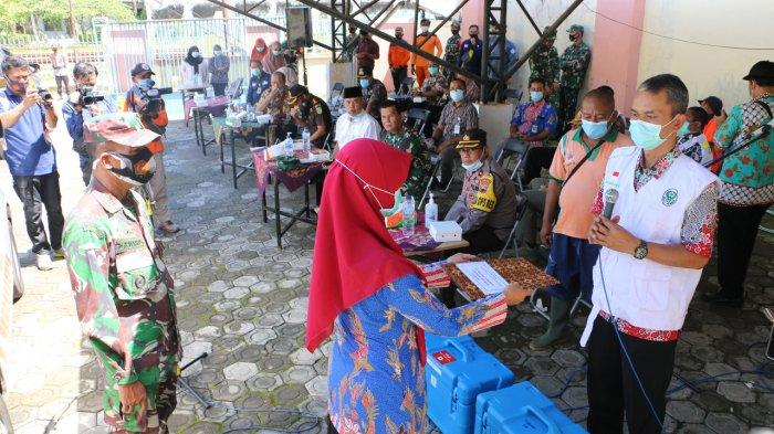 AKBP Piter Yanottama Tegaskan Pihaknya Amankan Perjalanan hingga Pelaksanaan Vaksinasi di Kebumen
