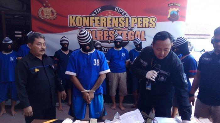 Pecatan Polisi Asal Kota Semarang Curi Truk di Kabupaten Tegal