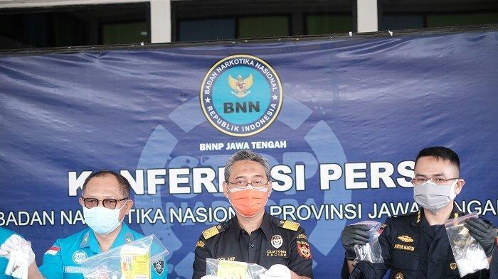 Sinergi Bea Cukai Tanjung Emas dan BNNP Jateng Ungkap Penyelundupan Narkoba Bentuk Permen