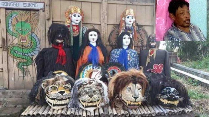 Sobirin Dirikan Singo Barong Mewadahi Pemuda Cinta Budaya