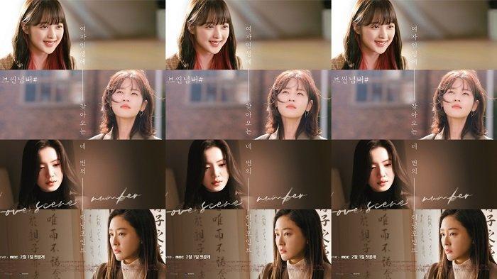 Sinopsis Drakor Love Scene Number Kisah Cinta Lintas Generasi, Ada Kim Bo Ra hingga Park Jin Hee