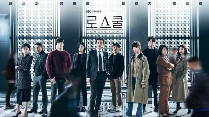 Sinopsis Drakor Law School Drama Korea Terbaru Kim Bum dan Ryu Hye Young