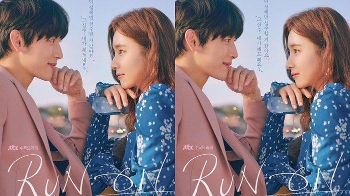 Sinopsis Drakor Run On, Kisah Cinta Im Si Wan Mantan Atlet Lari dan Shin Se Kyung Penerjemah