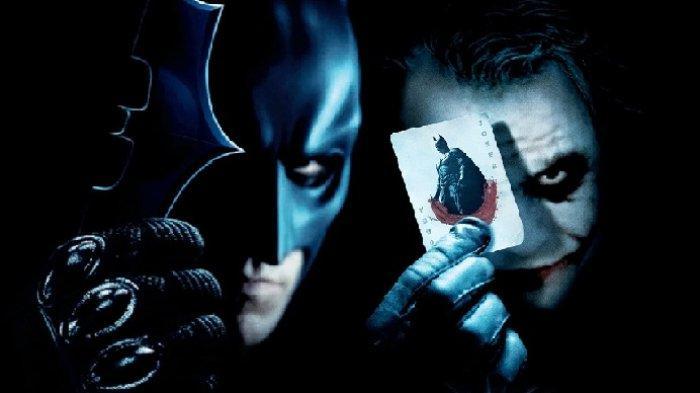 The Dark Knight: Aksi Batman Hancurkan Joker
