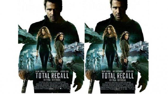 Sinopsis Film Total Recall 2012 Tayang Di Bioskop Transtv Malam Ini Kamis 20 Desember Jam 20 30 Tribun Jateng