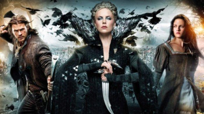Sinopsis The Huntsman Winter's War Big Movies GTV Pukul 21.00 WIB Cinta Terlarang Chris Hemsworth
