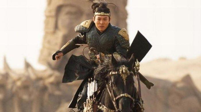 Sinopsis The Mummy Tomb Of The Dragon Emperor Big Movies GTV Jam 22.00 WIBBangkitnya Kaisar Kejam