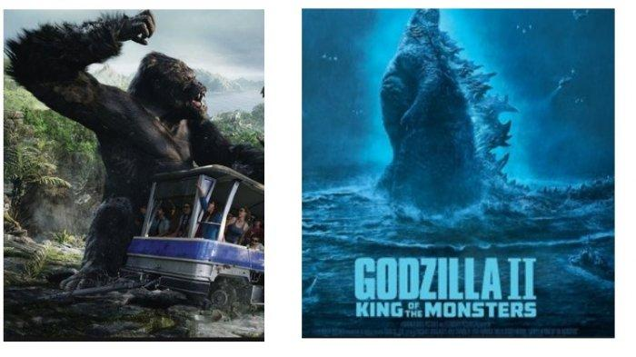 Sinopsis Film Godzilla 2 King Of The Monsters 2019 Ketika 5 Monster Kuno Bangkit Kembali Halaman All Tribun Jateng