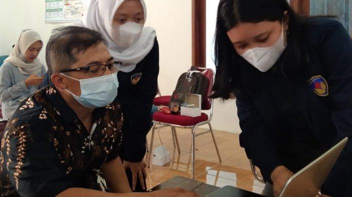 Informatika UPGRIS CiptakanSistem Informasi PAM Desa: Pencatatan Logbook Sudah Kuno