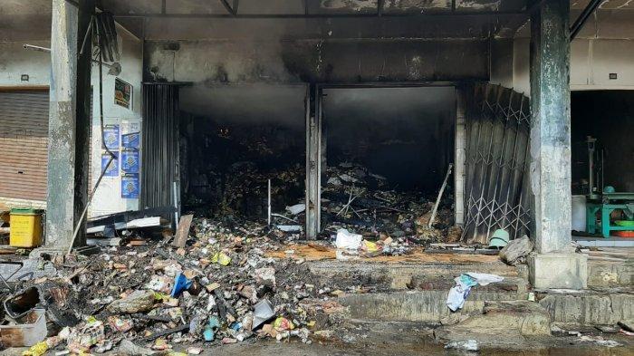 Pasar Induk Terbakar, Pemkab Banjarnegara Siapkan Pasar Darurat