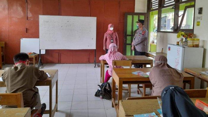 Orangtua dan Siswa SD Negeri Panambangan Banyumas Senang PTM Akhirnya Dimulai