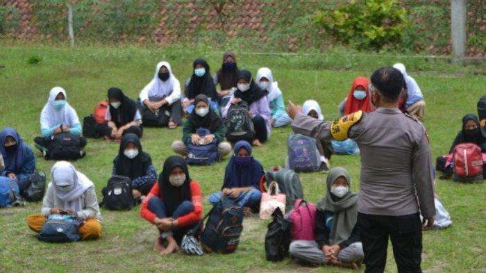 90 Siswa SMPN 4 Mrebet Purbalingga Positif Corona, Sekolah Berubah Jadi Ruang Isolasi