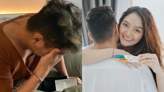 Lama Dinanti,Siti Badriah Hamil Anak Pertama hingga Suami Menangis Sujud Syukur