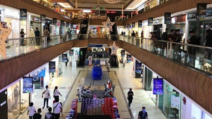 Pusat Perbelanjaan di Semarang Terpantau Ramai, Anto: Ini Lebih Ramai Daripada Hari Pertama Lebaran