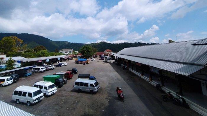Dampak Larangan Mudik Belum Tampak Peningkatan Penumpang di Terminal Tawangmangu Karanganyar