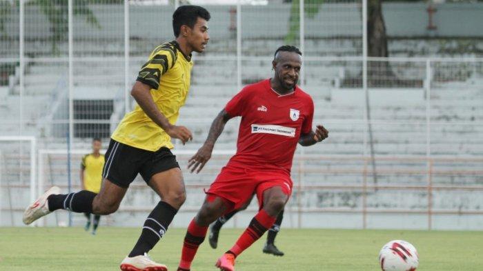 Persipura Jayapura Kalah 1-0 dari PSG Pati di Surabaya: Ada Todd Ferre Hingga Boas Solossa