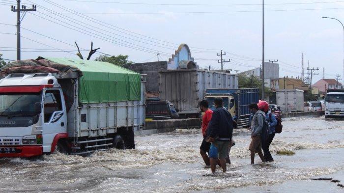 Hujan Terjadi Pagi Ini & Dini Hari Besok di Kota Semarang, Prakiraan Cuaca 15-16 Februari 2021