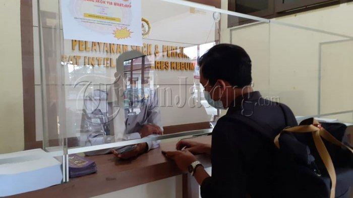 Enaknya Perpanjangan SKCK di Kebumen, Cukup Kirim Foto via Whatsapp