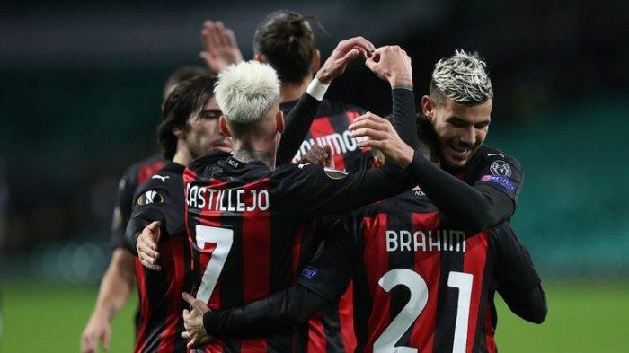 Ini Link Live Streaming Sassuolo Vs AC Milan Serie A Liga Italia di Vidio, Ibrahimovic Cedera Lagi