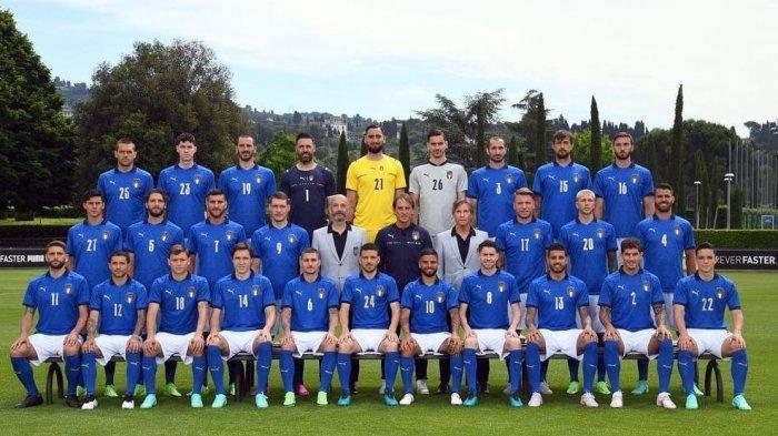 Profil Timnas Italia Kontestan Euro 2021 Grup A