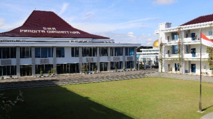 SMA Pradita Dirgantara Buka Program Beasiswa Bagi Anak Prajurit Korban Awak KRI Nanggala-402