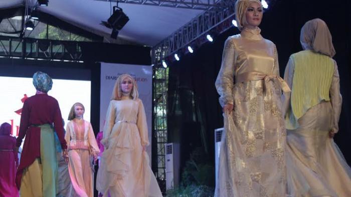 Inilah Tren Busana Muslim 2019  dan Model Gamis Ini Bakal Lebih Banyak Dipilih