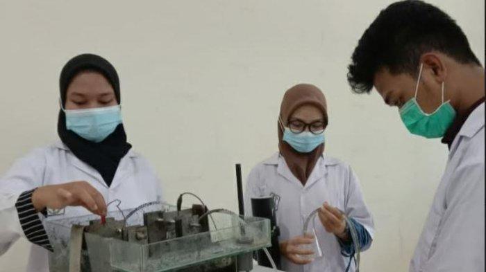 Tiga Siswa SMK Cordova Pati Ciptakan Prototipe Sistem Pengolahan Limbah Cair Industri Tapioka