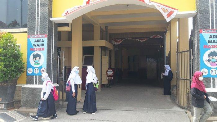 Pelaksanaan PTM di Jepara Sudah Berjalan Dua Pekan, Disdikpora Klaim PTM Tidak Temui Kendala