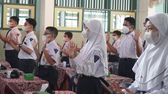 SMPN 14 Kota Pekalongan Jadi Sekolah Penggerak: 30 Siswa Jadi Agen Perubahan Kurangi Bullying