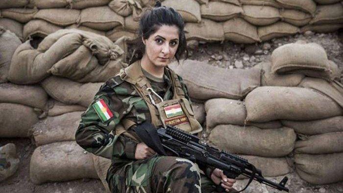 Dihargai Rp 14 Miliar Jika Bisa Tangkap Wanita Cantik Ini, 100 Orang ISIS Terbunuh di Tangannya
