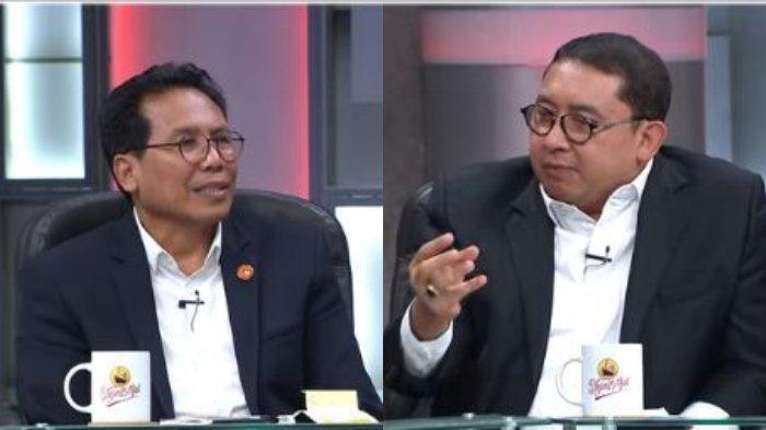 Soal WNI Eks ISIS, Fadjorel Rachman Singgung Kerja Prabowo, Reaksi Fadli Zon Bikin Najwa Tertawa