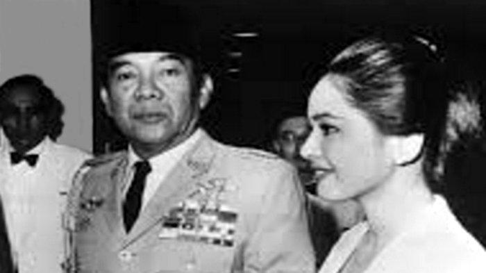 Menyaru Jadi Raja dan Ratu Palsu, Lalu Kelabui Presiden Soekarno, Ternyata Ia Tukang Becak dan PSK