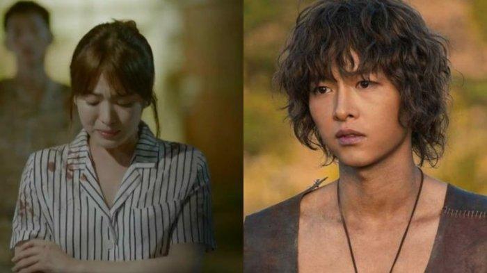 11 Fakta Perceraian SongSong Couple, Song Joong Ki Cuti hingga Song Hye Kyo Batalkan Kontrak Drama