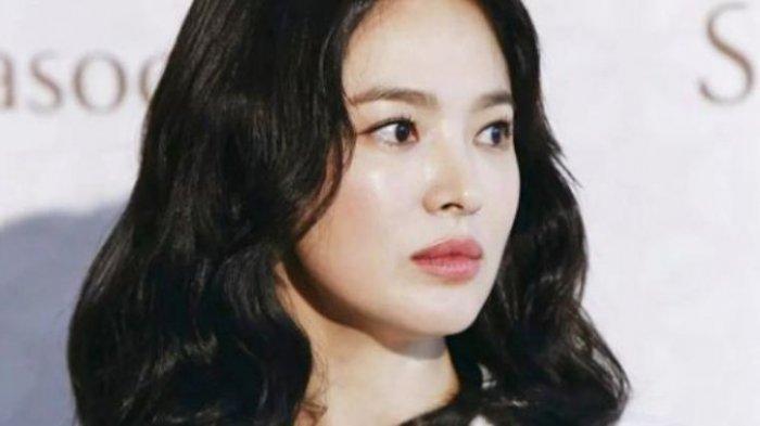 Song Hye Kyo Tempuh Jalur Hukum Lawan Penyebar Hoax