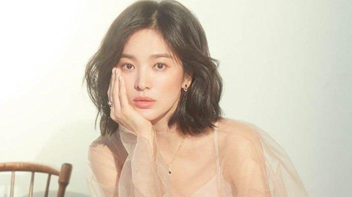 Ini Foto-foto Terbaru Song Hye Kyo Setelah Kabar Perceraian SongSong Couple