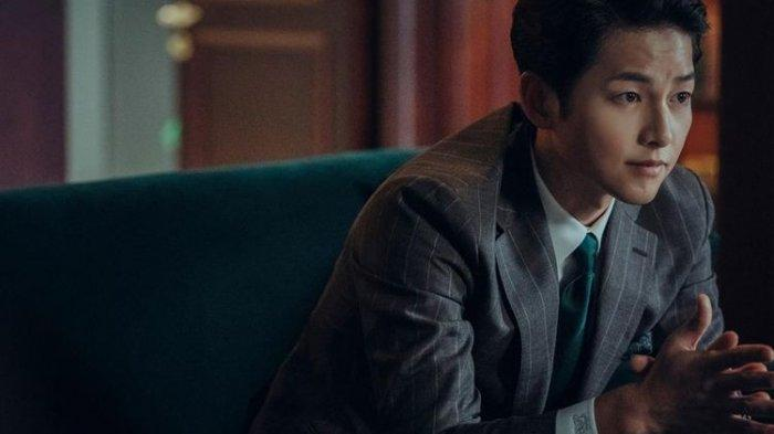 Song Joong Ki Kena Tegur Sutradara Drakor Vincenzo Gara-gara Syuting Adegan Makan Pancake