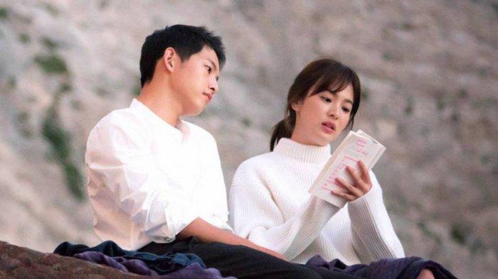 Pengumuman Cerai SongSong Couple, Song Joong Ki Selipkan Pesan Tersembunyi untuk Song Hye Kyo?