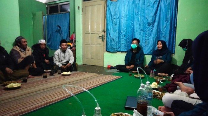Mahasiswa Universitas Diponegoro Semarang Olah Limbah Kulit Kentang Jadi Hair Tonic