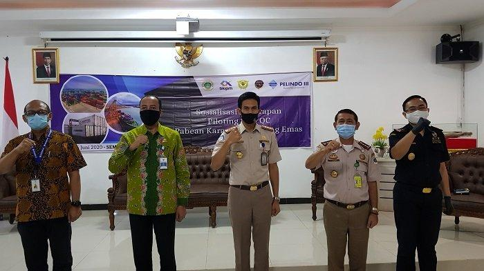 Sosialisasi Implementasi Pilotting SSm Pabean-Karantina, Bukti Komitmen Dorong Ekonomi Indonesia