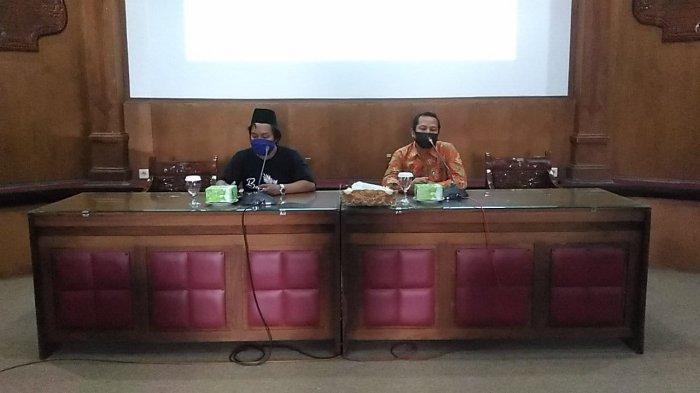 Prokes Debat Publik Pilkada Purbalingga, Paslon Dilarang Bawa Pendukung