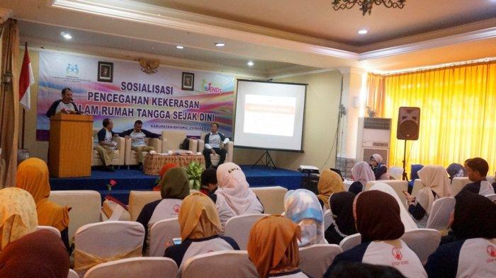 Ini Alasan Kementerian PPPA Bidik Kaum Millenial Sosialisasikan KDRT di Kabupaten Batang