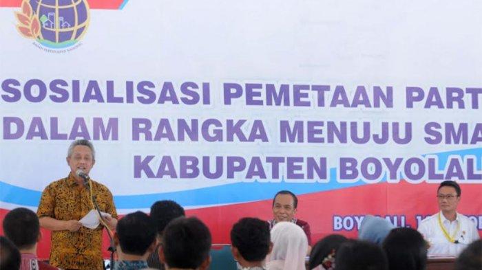 Boyolali Menuju One Map Policy, Bupati Seno: Ini Pertama di Indonesia