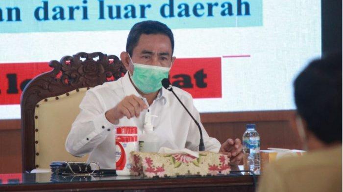 Sosialisasikan PPKM, Bupati Pati Haryanto Instruksikan Pengaktifan Jogo Tonggo