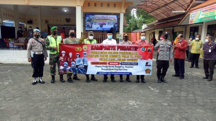 Seleksi Penerimaan Polisi, Kapolres Kebumen Imbau Warga Jangan Pakai Jasa Oknum, Klik Link di Sini