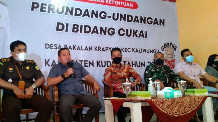 Ketua DPRD Kudus Masan Harapkan DBHCHT Dapat Bermanfaat Bagi Masyarakat