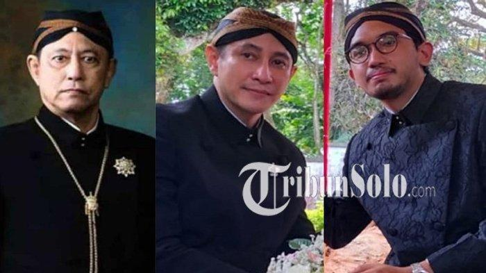 Inilah Sosok GPHBhreCakrahutomo Calon Raja Mangkunegara, Putra KGPAA Mangkunegara IX
