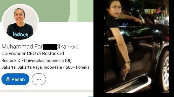 Nasib Koboi Fortuner yang Keluarkan Pistol, Ditahan & Perusahaan Miliknya Dihajar Bintang 1 Netizen